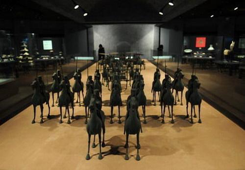 raybet雷电竞官网省博物馆青铜器--上