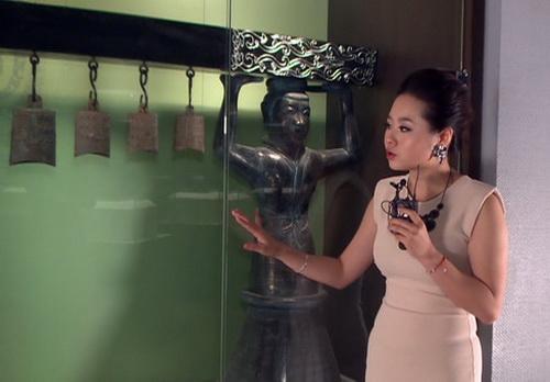 甘肃省博物馆青铜器--下