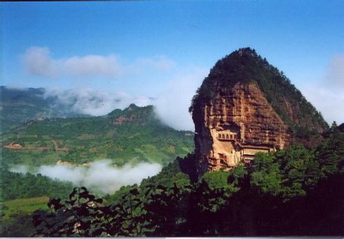 甘肃天水旅游风景区