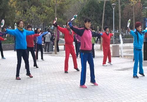 健康生活—广场舞