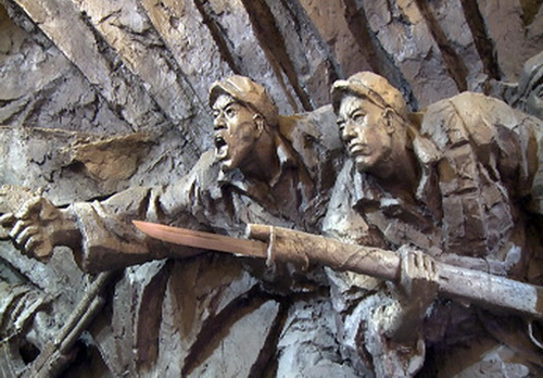重温红色记忆-兰州战役纪念馆(上)