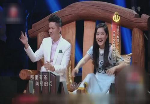 梨园歌神魏玉红 《中国农民歌会》RAP秀 唱出农民好声音
