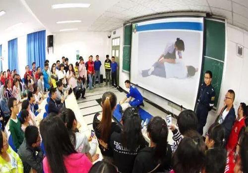 第六届敦煌行·丝绸之路国际旅游节志愿者服务培训在兰举行