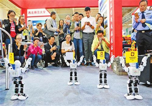 2016中国兰州科技成果博览会完美收官 成果丰硕