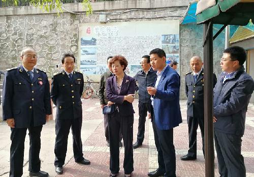 甘肃旅游发展委员会何伟主任带队开展旅游安全生产大检查