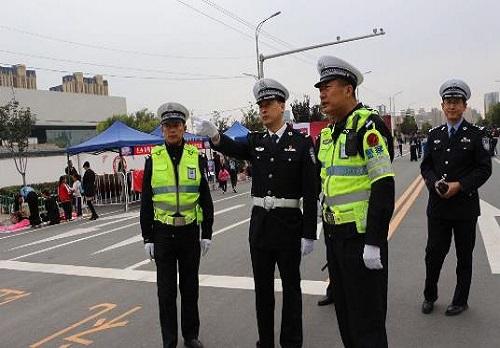 兰州公安交警向人民汇报,深圳兰州结对共建,提升工作质效!