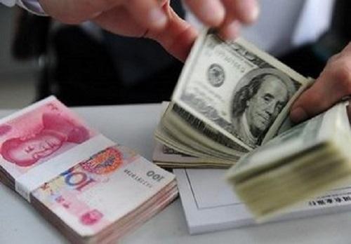 刚刚,中国一句话!美元暴跌!是什么有这么大威力?
