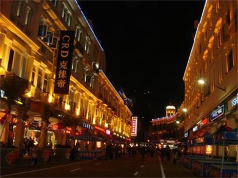盘点一下那些全国著名的小吃街,还是最爱正宁路!