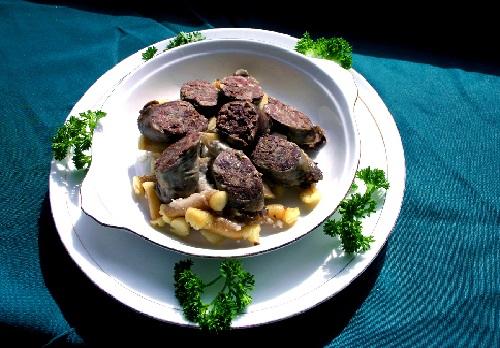 这道美食和羊皮筏子有关,吃过的人都忘不了!