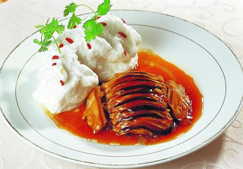 这种肉只有在甘肃才能吃到!比熊掌还珍贵!