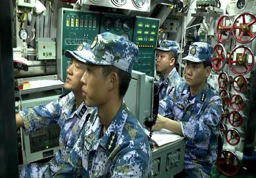 """他们是蓝色海军方阵里最神秘的队伍之一,也是""""高危""""兵种!"""