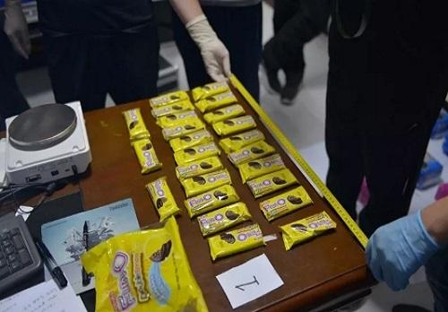 兰州公安连续破获10起毒案累计缴获毒品近14公斤!