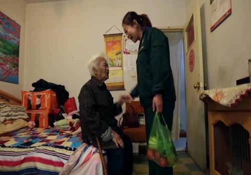 有吃有住有娱有医,兰州市居家养老一站式服务太好了!