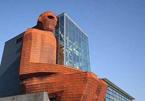 """全球唯一的""""披着人皮""""的人体博物馆 每次只允许16人参观!"""