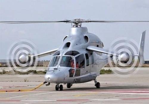 世界飞行速度最快的直升机TOP5!