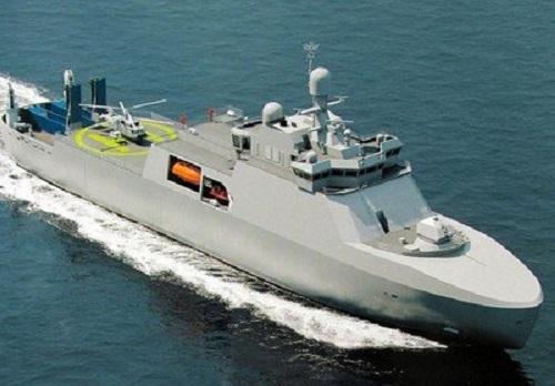 俄这款破冰巡逻舰还没服役就让美欧颇为紧张,有何过人之处?