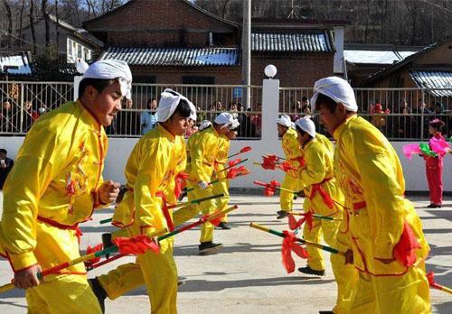 鞭杆舞:秦州民间发现最原始、最优美的秦文化表现端倪之一