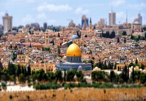 以色列:被上帝亲吻的国度