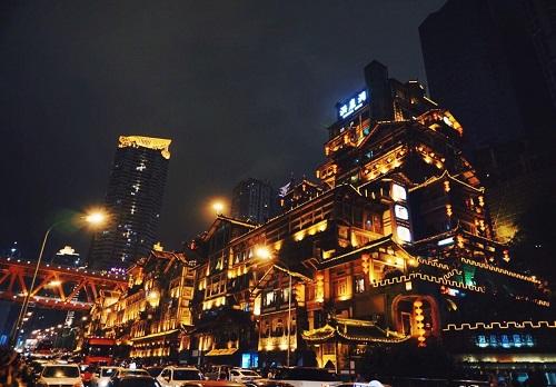 自带网红体质的山城重庆,爱上她你怕了吗?