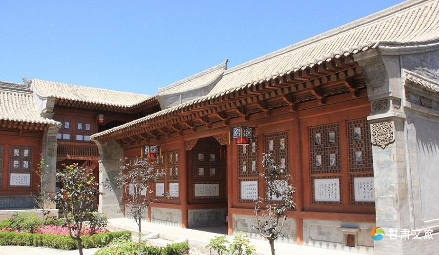 藏族房子风景图片大全