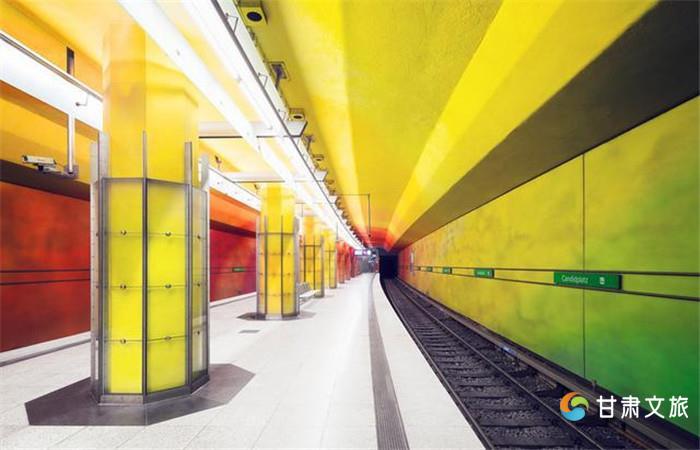 异世界入口!盘点各国超现实感地铁站