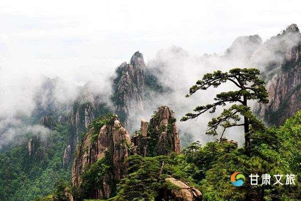 甘肃省内景区中,张掖丹霞地质公园,兴隆山,麦积山风景名胜区,冰沟